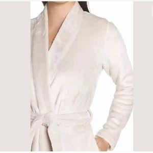 UGG Intimates   Sleepwear - UGG Marlow Double Face Fleece Robe Moonbeam ed570877a